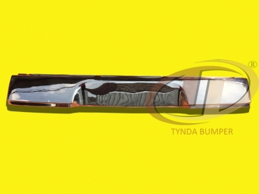 Porsche 914 (1969-1976) bumpers Stainless steel Polished