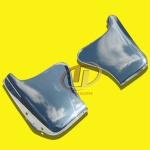 Mercedes W121 190SL Roadster stone guards 1955-1963 polished stainless steel