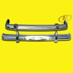 Volvo Amazon EU 122 stainless steel bumper polished 1962 1969 Station Wagon Estate KOMBI.
